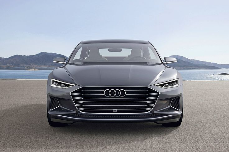 The upcoming Audi A7