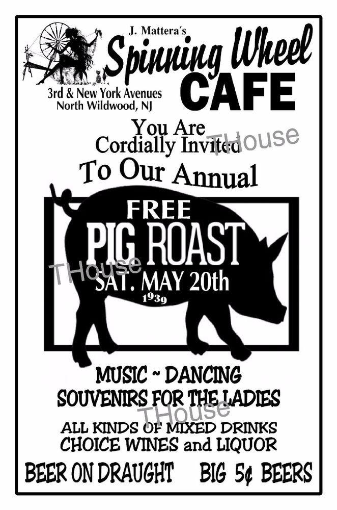 Pig roast wildwood nj webcam