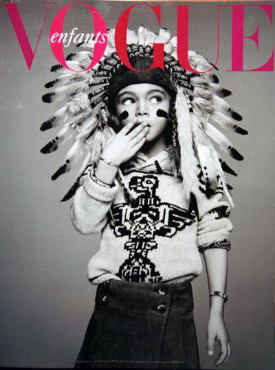 #highfashion kids #vogue #fashion