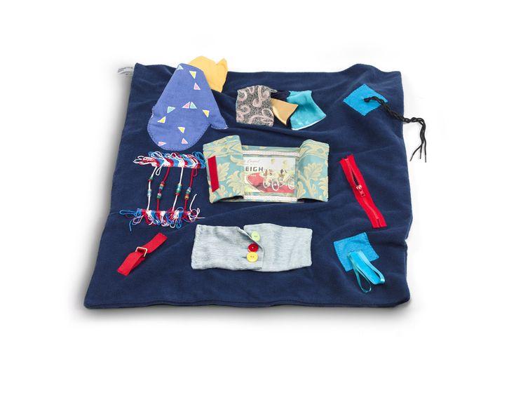 173 Best Images About Sensory Fidget Fiddle Blanket
