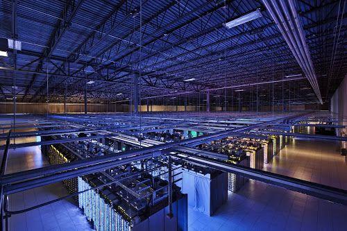 Google Datacenters View