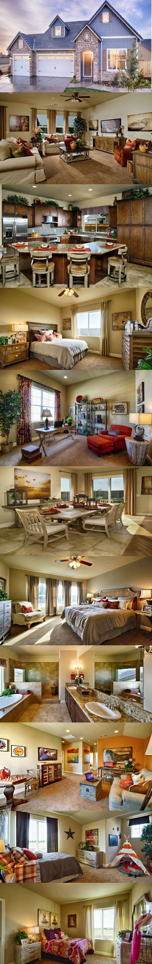 Best decorated model homes