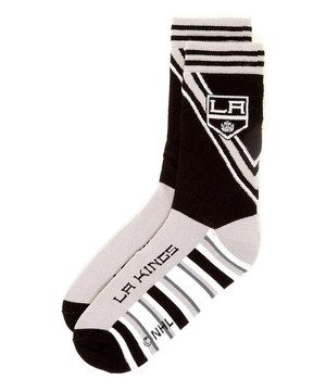 Oh my gosh, my toes would be soo happy!! Now NHL fans won't have to limit their fanwear to jerseys and hats! These comfy, colorful and enthusiastically bright socks broadcast to the world exactly who should get the Stanley Cup this year.