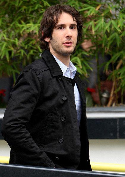Josh Groban in London