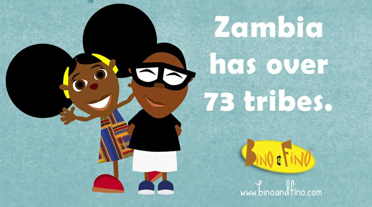 Zambia has over 73 tribes. #Africa #Facts #Zambia