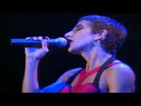 Mecano - Mujer contra Mujer (concierto 1991)