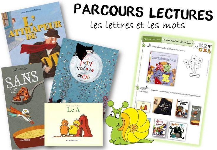 L'objet-livre / réseau autour des lettres et des mots - Caracolus