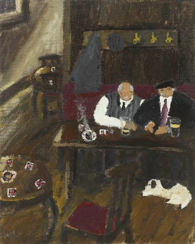 Gary Bunt | Dog Is God God is dog backwards Both are mans best friend They'll still be there When we've lost our hair Right till the very end.I'm glad you shared that with me So deep and so sincere But I'd sooner you got your wallet out And bought me another beer.