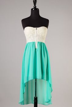 strapless summer dresses for teens - Google Search
