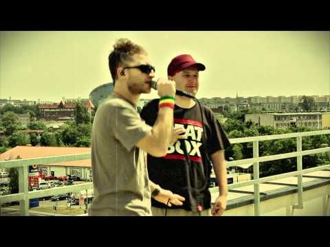 International cooperation between British Dub FX and Polish rapper - Zgas. Pure freestyle.