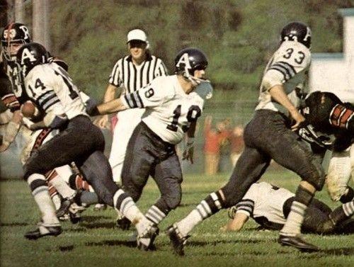 Dave Raimey, Tom Wilkinson & Bill Symons - 1970 Toronto