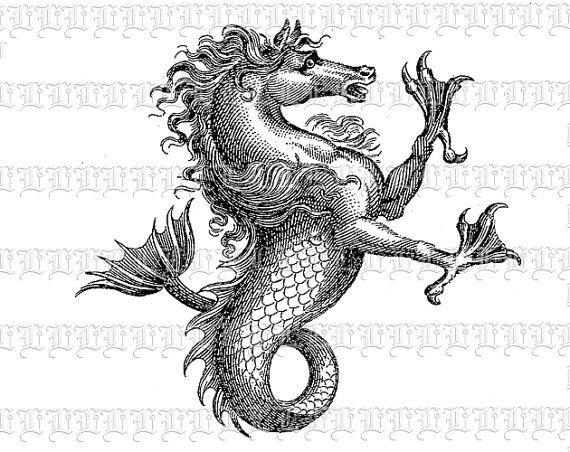 clip art mythical animals - photo #20