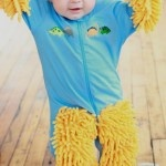 What are people thinking??? Turn your Crawling Baby into a Mop!.... Lol