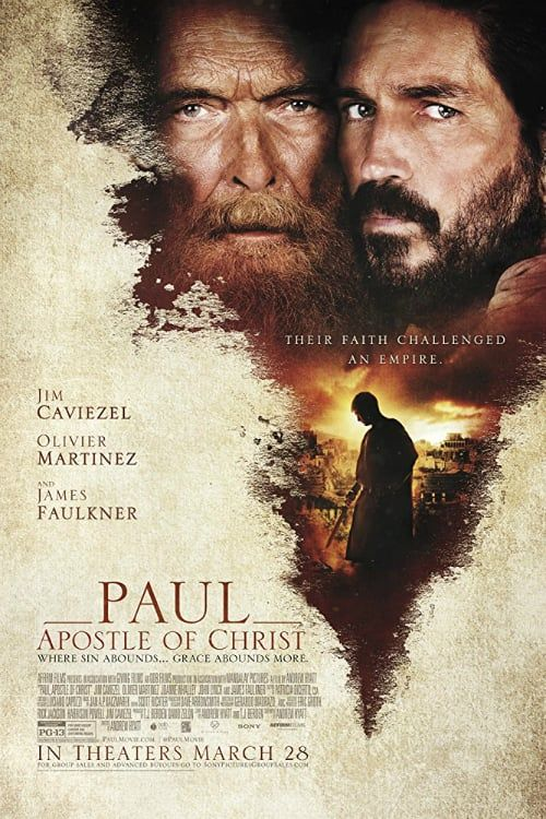 Watch->> Paul, Apostle of Christ 2018 Full - Movies for free in 720p bluray openload links to watch at home