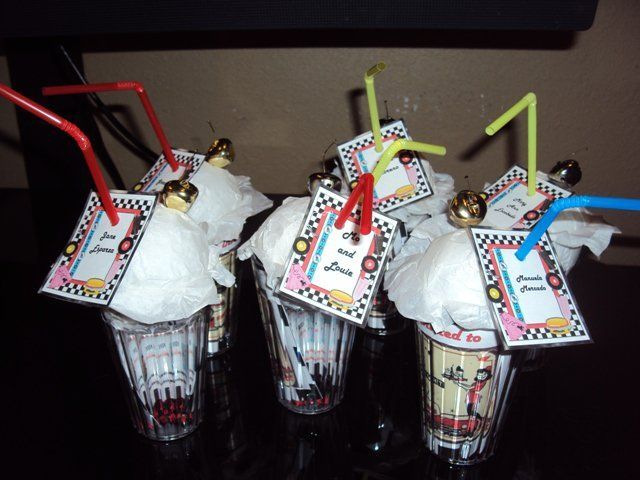 Sock Hop 50'S Theme Birthday Party Ideas | Photo 2 of 35 | Catch My Party