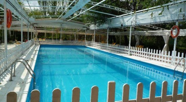 Hotel Las Truchas - 2 Star #Hotel - $70 - #Hotels #Spain #Nuévalos http://www.justigo.eu/hotels/spain/nuevalos/las-truchas-nuevalos_10427.html