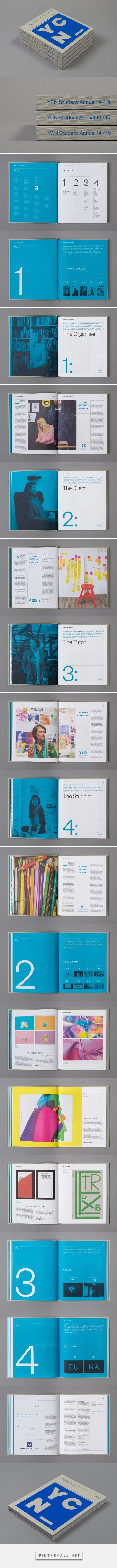 *NEW* YCN Student Annual 14/15 - Alex Hunting - created via http://pinthemall.net