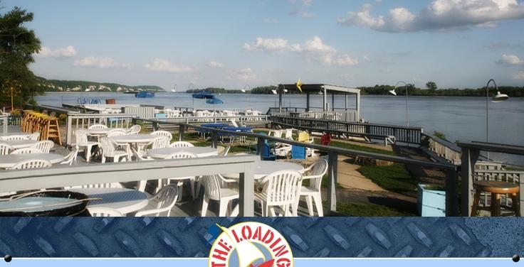 The Loading Dock Bar & Grill | Grafton, IL
