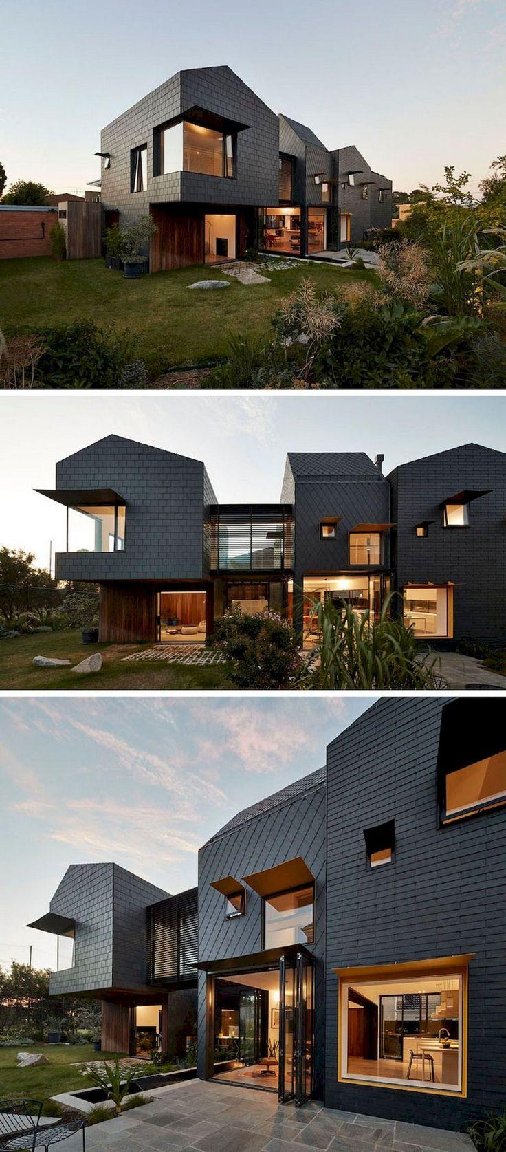 80 Marvelous Modern House Architecture Design Ideas Architecture House Architecture Design Architecture Design