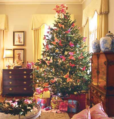 9 best Pretty Christmas Trees images on Pinterest | Xmas trees ...