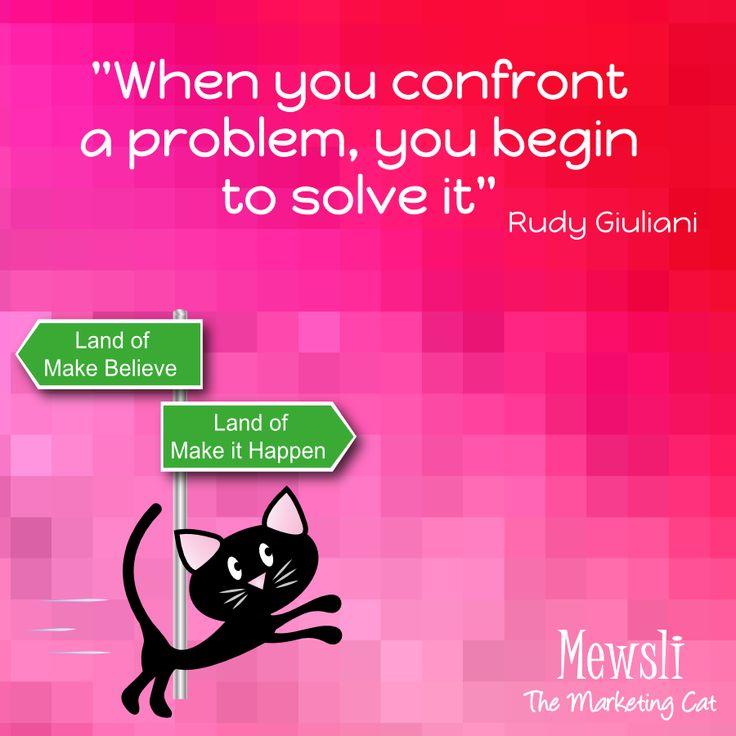 #Mewsli the marketing cat!