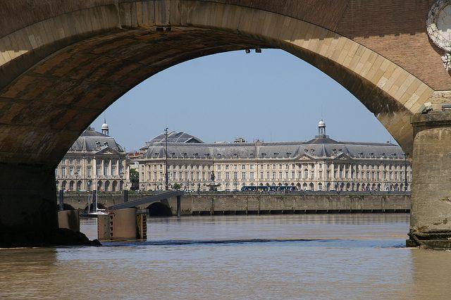 Bordeaux, la Garonne ... | Flickr: partage de photos!