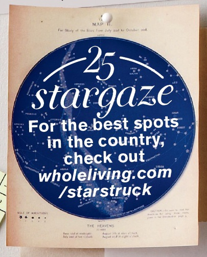 #25: Stargaze #summerbucketlist