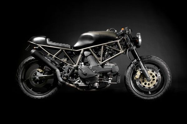 Wrenchmonkees - Ducati 750 SS