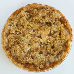 Maple Apple Pie Recipe | Brown Eyed Baker