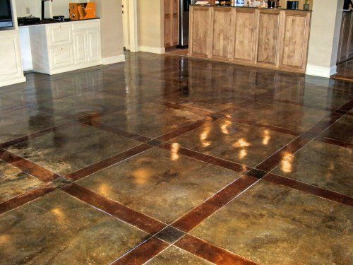 WHAT IS SO UNIQUE ABOUT STAINED CONCRETE? It boils down to one word: character. Concrete Stain does more than simply add color. Rather than produce a solid, opaque effect like paint or colored coatings, stains permeate the concrete to infuse it with rich, deep, translucent tones. Depending on the color and application techniques used, the results can mimic everything from polished marble to tanned leather to natural stone or even stained wood.