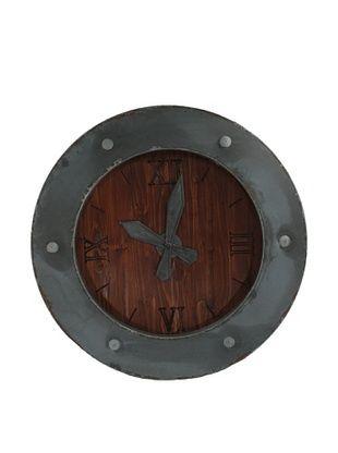 Europe2You Porthole Clock