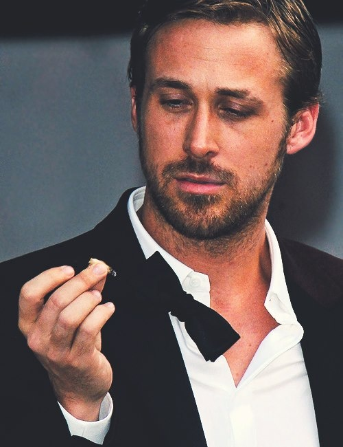 This one's for you Mare- even my husband likes ryan gosling!