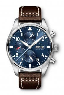Montre d'Aviateur Chronographe Edition