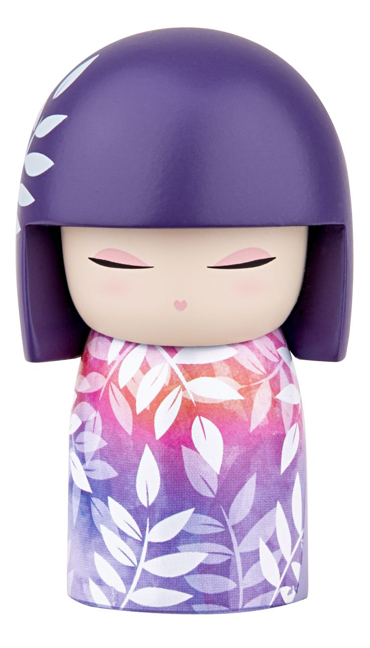 """Kimmidoll™ Masae - 'Loyalty' - """"My spirit is devoted and true. Your unwavering constancy through everything life brings shows you have the faithful spirit of a friend. May your loyalty be a sanctuary; a source of strength and security to those who love you."""""""