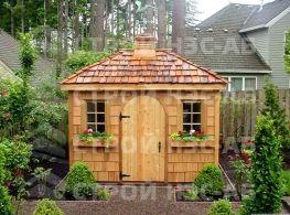 Каталог - Садовые домики. Строительство под ключ недорого. Цены, фото. Компания…