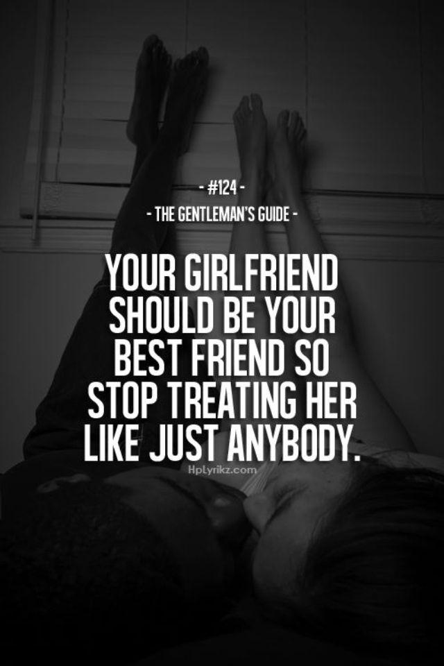 Friend And Girlfriend Quotes: 25+ Best Boyfriend Girlfriend Quotes On Pinterest