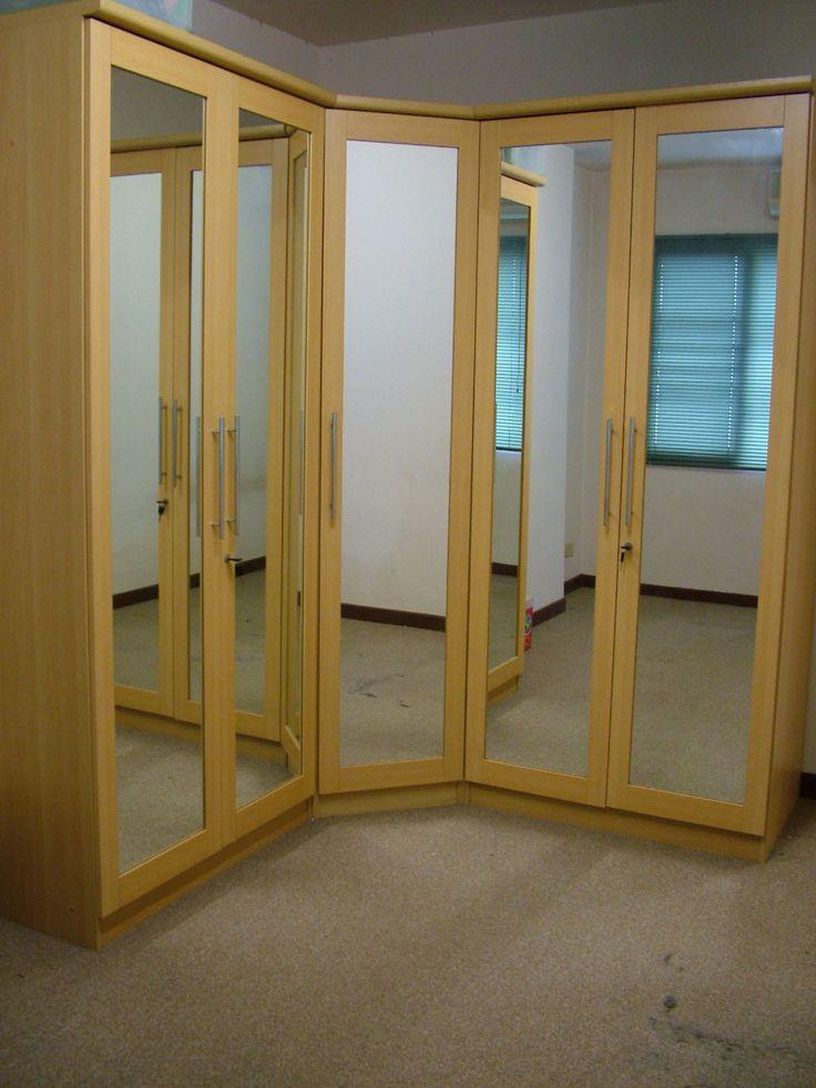 25 Best Ideas About Mirrored Bifold Closet Doors On