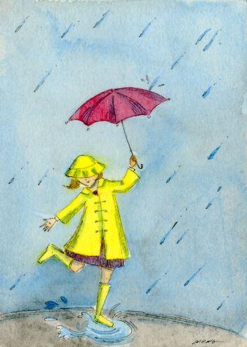 Rain day -- Nicole Wong