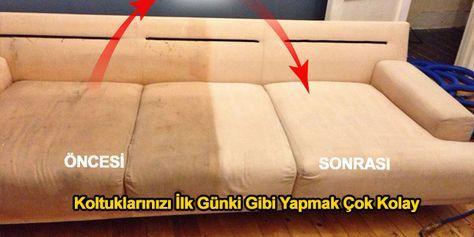 Kumaş kaplı koltuklar nasıl silinir?  Her şeyden önce koltuğumuzu alırken veya daha sonrasında aldığımız yere ulaşabiliyorsak, nasıl bir temizleme yönteminin daha uygun olduğunu sorm