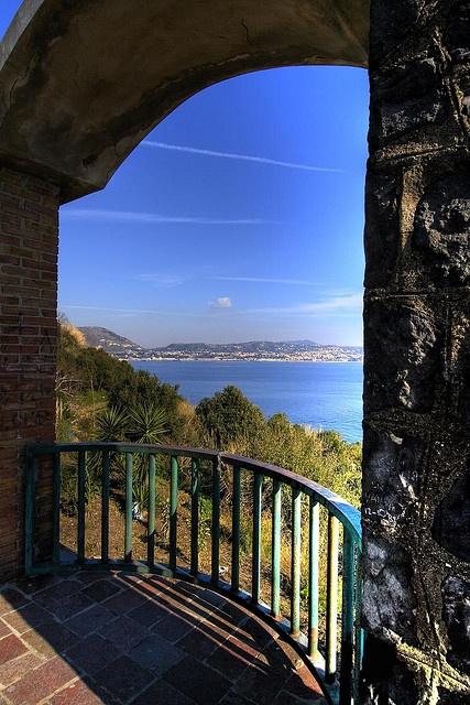 Bay of Naples ,Italy
