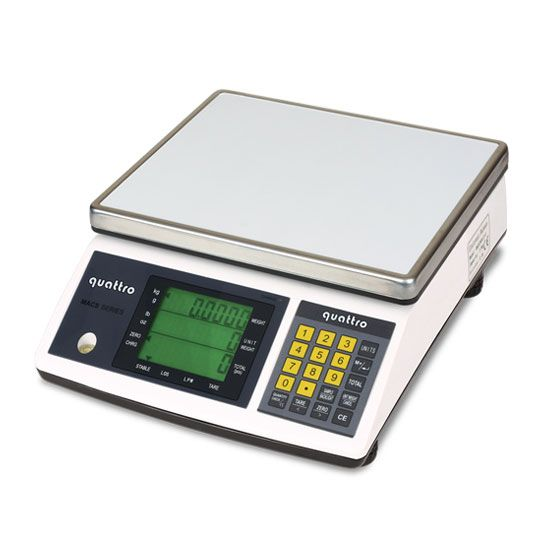 Timbangan Counting MACS-C. Digital Counting Scale MACS-C by QUATTRO