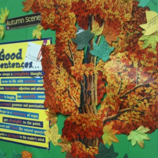 descriptive autumn Description using art and  descriptive writing relies on good awareness of the senses and  autumn leaves let themselves be blown to the very peaks of.