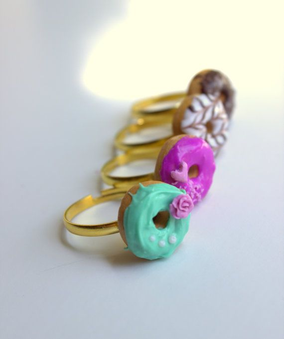 17 Best Ideas About Donut Ring On Pinterest