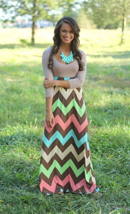 Cute, long, and has sleeves!!! been looking for a dress like this!