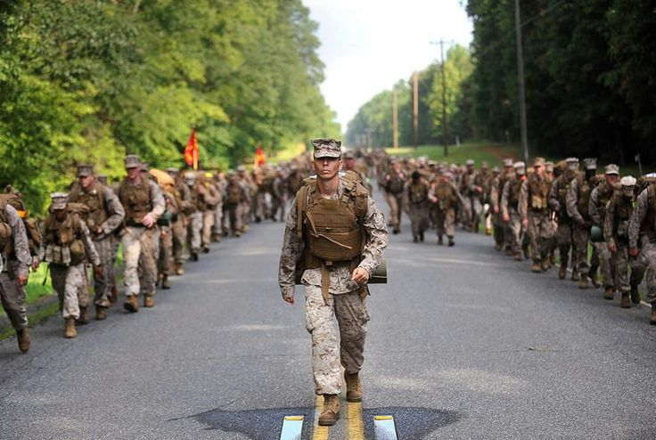 USMC Officer Basic School, Quantico, Virginia, is where Marine officers learn how to lead and inspire their Marines.