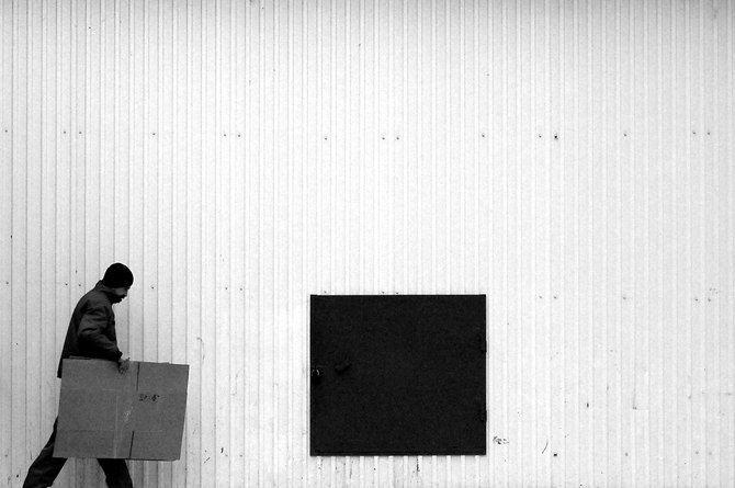 черный квадрат por Alexey Menschikov