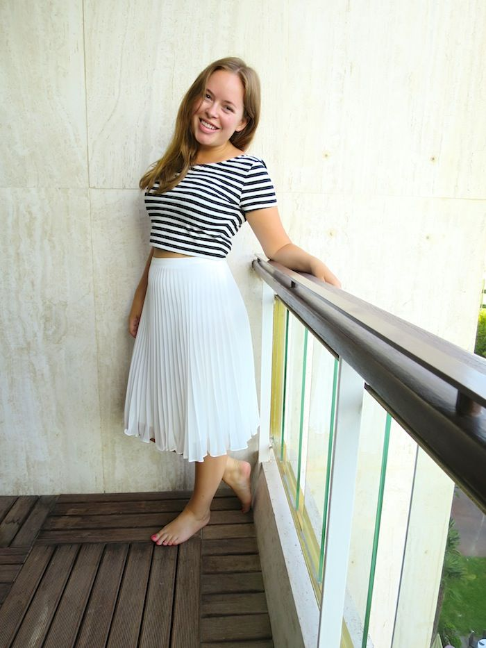 Arriving In Cannes | Tanya Burr