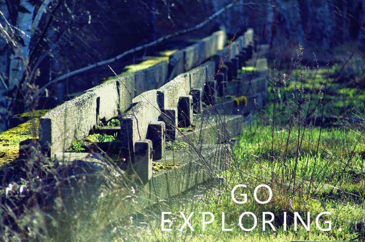 GO EXPLORING!