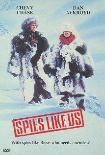 Spies Like Us / HU DVD 10644 / http://catalog.wrlc.org/cgi-bin/Pwebrecon.cgi?BBID=11875927