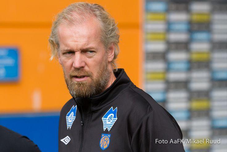 Egil Eliassen - first days at Aalesunds FK.